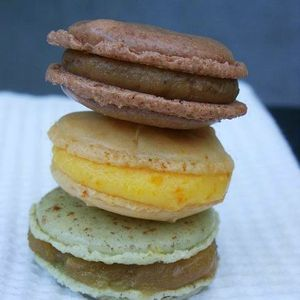 Macarons : Collection d'automne