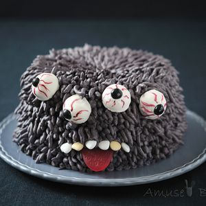 The monster cake