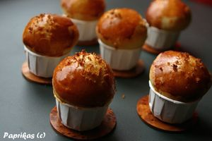 CUPBRIOCHETTES A L'ORANGE