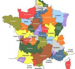 Les Provinces du Royaume de France (Cercle Robert de Baudricourt)