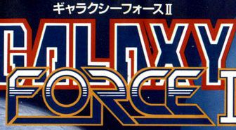 GALAXY FORCE II Ver.2 - Invitation to space adventure !