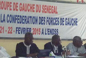 ASSISES POUR LA CONFEDERATION DES FORCES DE GAUCHE