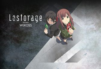 Lostorage incited WIXOSS 01 vostfr