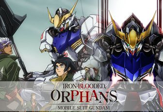Gundam Iron-Blooded Orphans S2 03 vostfr