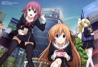 Chaos;Child 01 vostfr