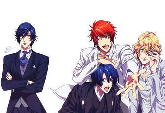 Uta no Prince-sama - Maji Love Legend Star 02 vostfr