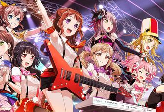 BanG Dream! 04 vostfr
