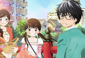 March comes in like a Lion 02 vostfr