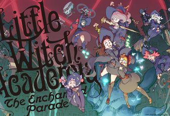 Little Witch Academia 03 vostfr