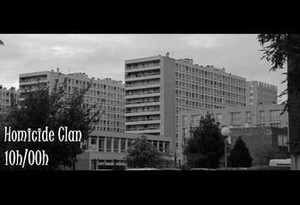 HOMICIDE CLAN (LIL'STYLE & SCARLACRIME) - 10H-00H (SON)