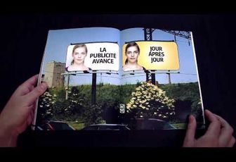 Excellent spot publicitaire d'une agence marketing