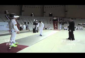 European Maccabi Games Berlin 2015 - Fencing Foil Open Male