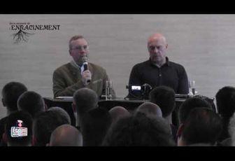 De la nécessité de l'enracinement : passionnant débat entre Alain Escada et Alain Soral