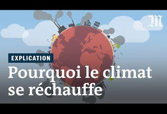 Vidéo : Comprendre le réchauffement climatique en 4 minutes