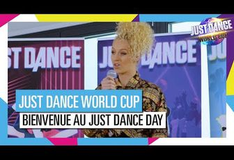 ACTUALITE : Le #JustDanceDay le 16/09 à Paris