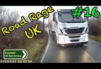 Road Rage Compilation