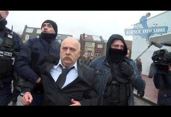 Calais : arrestation musclée d'un soutien du général Piquemal