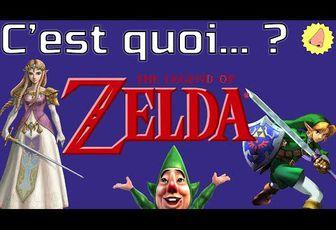 Mon fils vous raconte l'histoire de Zelda
