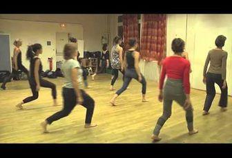 Petit aperçu en images des cours de danse pour adultes
