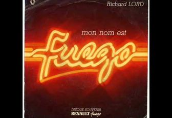 RICHARD LORD - FUEGO REGGAE