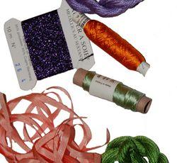Créez en soie...pour les enfants du monde !
