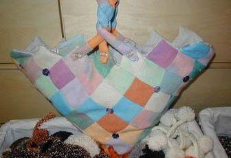 Un sac triangulaire