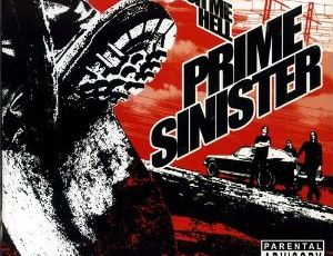 PRIME SINISTER: Wish Me Hell (2010- Great Dane Recs)[Indus/Stoner metal]