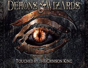 DEMONS & WIZARDS: Touched By The Crimson King (2005) [Heavy-Metal Classieux)