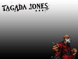 TAGADA JONES (Interview)