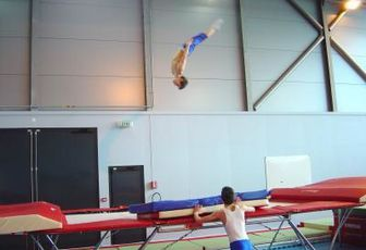 Trampoline : Champion de Zone