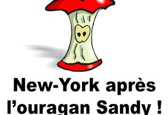 L'ouragan Sandy