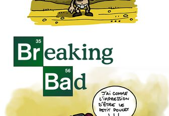Hommage : Breaking bad