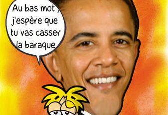 Barack Obama Résultat élections Américaines!