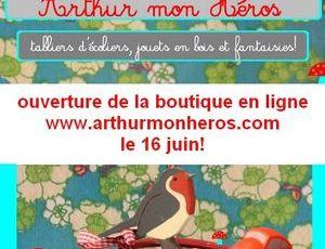 Arthur mon Héros