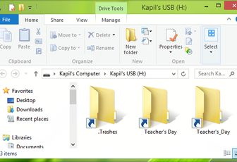 how to fix file folders become shortcuts & recover data in folders that turned into shortcuts
