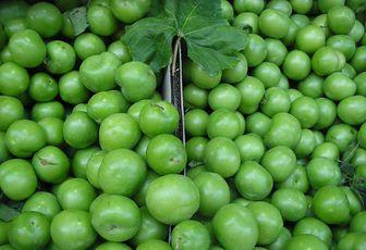 Quelques fruits particuliers turcs