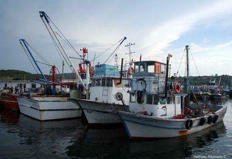 Les bateaux de pêche turcs prennent aussi des vacances