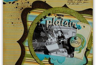 Ivre de plaisir et Moments Scrapbooking 6