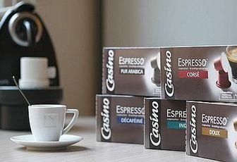 Marché des dosettes café: Casino s'attaque à une institution