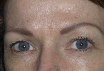 Pour optimiser le regard ...maquillage semi permanent