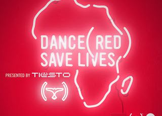 Tiësto and RED: World AIDS Day, live stream 01 december 2012 #tiestolive