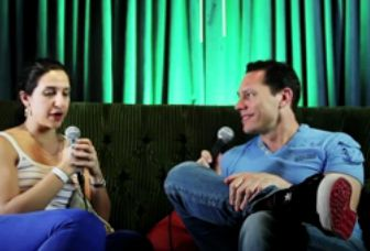Tiësto WMC 2012 interview video - english