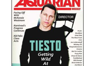 Tiësto cover: The Aquarian - 28 august 2013