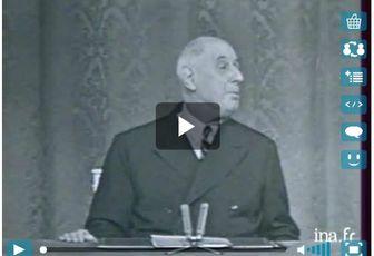 De Gaulle de la Bourse : « La politique de la France ne se fait pas à la corbeille »