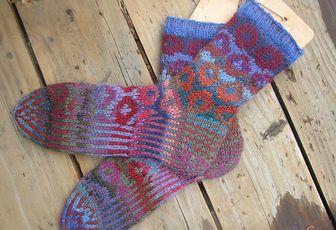 froid a ces pieds pas de soucis un tuto a tricoter