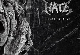 HATE: Erebos (2010- Listenable Records)[Death-Metal]