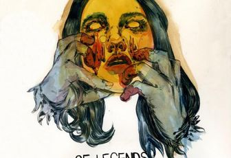 OF LEGENDS: Stranded (2011-Season Of mist)[Mathcore]