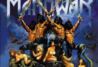 MANOWAR: Gods Of War (2007) [Trve-Metal??]
