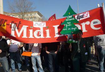 Journaux du Midi : 158 suppressions de postes dont 123 CDI