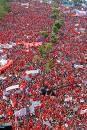 Le 7 septembre 2010 à Montpellier : une immense mobilisation pour exiger l'ouverture immédiate de négociations pour un autre projet !